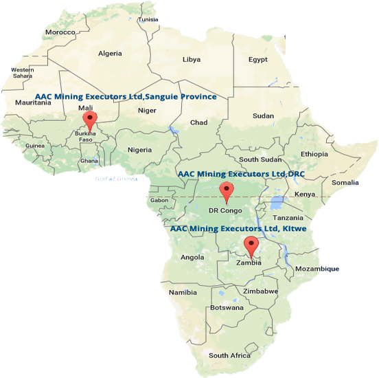 Africa - AAC Mining Executors Group